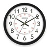 Geneva 3983EG Clock, Quartz, Round
