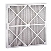 Air Handler 4YUV3 18x25x1, Pleated Air Filter, MERV 10, Pack of 12