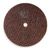 Norton 66243510627 Abrasive  Cut Wheel, 3In D, 0.035In T, 1/4In AH