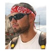 Ergodyne 6700 Cooling Bandana, Universal, Red
