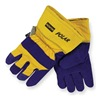 North By Honeywell 70/6465NK/S Cold Protection Gloves, M, Blue/Yellow, PR