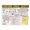 Brady CSP Poster, 18X24, Confined Space Safety