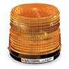 Federal Signal 141ST-120A Warning Light, Strobe Tube, Amber, 120VAC