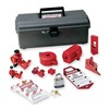 Brady 65289 Portable Lockout Kit, Electrical/Valve