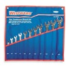 Westward 3XU45 Combo Wrench Set, 5/16-15/16 in., 11 Pc