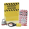 Prinzing KT226A Lockout Station, Filled, 8 In H