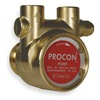 Procon 114B240F11BA 250 Pump, Rotary Vane, Brass