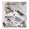 Westward 3VA98 Tool Set, Master, 280pc