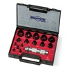 Mayhew 66000 Punch Set, Inch, 16 PC