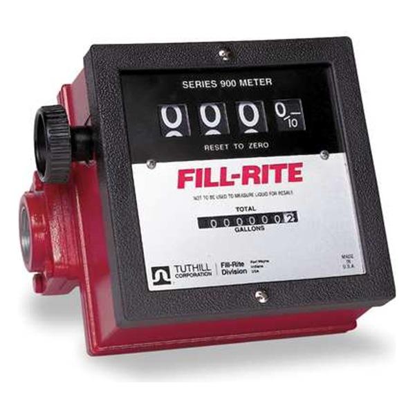 Fill Rite 9011.5 Meter, Liquid Flow, 1 1/2 MNPT