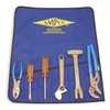 Ampco M-47 Tool Kit w/Pouch, Nonsparking, 6 Pc