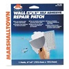 Drywall Patch, 8 x 8 Inches, Self Adhesive