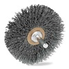 Weiler 17616 Wheel Brush, 3 In Dia