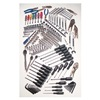 Westward 3VA97 Tool Set, Master, 257pc