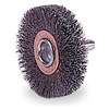 Weiler 17618 Wheel Brush, 3 In Dia