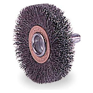 Weiler Wheel Brush, 3 In Dia at Sears.com