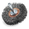 Weiler 17610 Wheel Brush, 2 In Dia