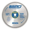 Irwin Marathon 14082 Crclr Saw Bld, Crbde, Dimnd, 12 InDia, 72TPI