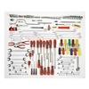Proto J99660 Master Tool Set, 148 PC