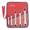 Proto J1190MA Reversible Wrench Set, Metric, 6 pt., 5 PC