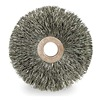 Weiler 15573 Wheel Brush, Steel, 3 In Dia