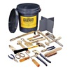 Ampco M-51 Hazmat Tool Kit, 17pc