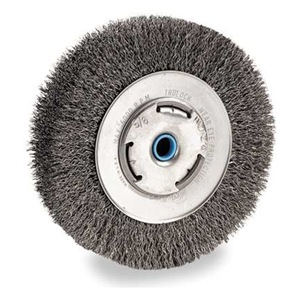 Weiler Wheel Brush, 6 In at Sears.com