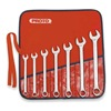 Proto J1200H-T500 Combo Wrench Set, Antislip, 3/8-3/4 in, 7Pc