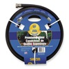 Swan PM5850 Water Hose, Rnfrcd Rubr, 5/8 In ID, 50 ft L