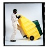 Enpac 5300-YE Indoor Dispensing Dolly, Yellow, 70 Gal