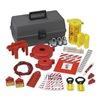 Prinzing LK112E PortableLockout Kit, Filled, Electrical, 51