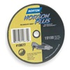 Norton 66243510676 Abrsv Cut Whl, 4In D, 0.062In T, 1/4In AH