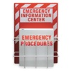 Prinzing IC326E Emergency Information Center, 4-1/2 In. D
