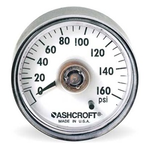 Ashcroft 50MM DDG 02B 100#