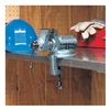 Wilton CBV-65 Bench Vise, Portable, Clamp-on, 2 1/2 In