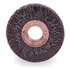 Weiler 35260 Wheel Brush, 3 In Dia