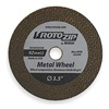Rotozip RZMET2 Abrsv Cut Whl, 3-1/2 Dx0.062In T, PK2
