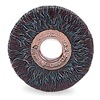 Weiler 35070 Wheel Brush, 2 In Dia