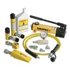 Enerpac MLP10 Hydraulic Lifting Set, 10 Ton Cap, 13 PC