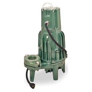 Zoeller Effluent Pump, 1-1/2 HP, 3 Ph, 230 V, 8.9 A at Sears.com