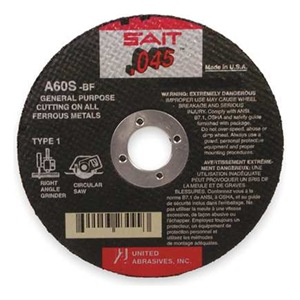 United Abrasives-Sait 23099