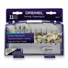Dremel 689-01 Carving/Engraving Kit, Rotary Tool, Pc 13