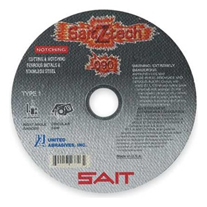 United Abrasives-Sait 23827