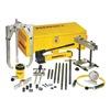 Enerpac BHP2751G Hydraulic Puller Set, 20 Ton Cap, 11 PC