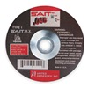 United Abrasives-Sait 23604 Abrsv Cut Whl, 4-1/2In D, 0.045to0.125In T
