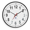Pyramid Technologies 5200 Analog Clock, Round