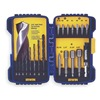 Irwin 357020 Drill And Drive Set, 1/4 In, Drills, 20 Pc
