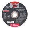 United Abrasives-Sait 23807 Abrsv Cut Whl, 7In D, 0.090In T, 5/8In AH