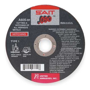 United Abrasives-Sait 23804