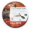 Fill-Rite FRH10014 Fuel Hose, 1 In NPT Inlet/Outlet